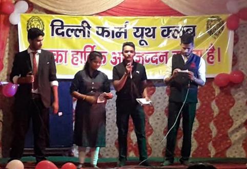 talent club delhi
