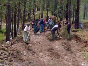 Tholdhar-Thanghhar-road