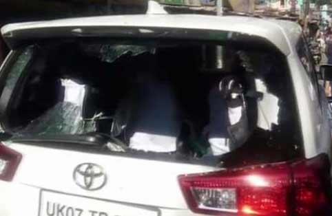 chamoli-dm-car-attack