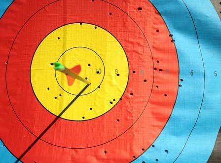 archery-arrow-target
