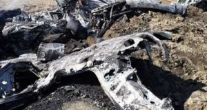 fighter-jet-crash-Kashmir