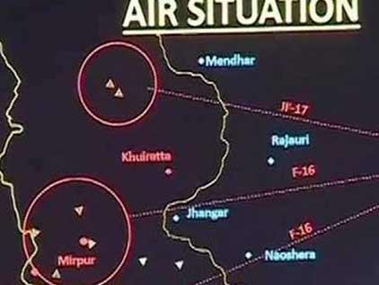 IAF-Pak-F-16