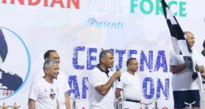 Indian-air-force-half-marathon