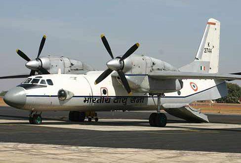 Antonov_An-32_Indian_Air_Force